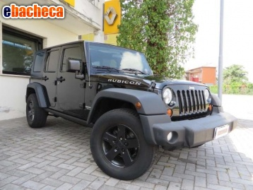 Anteprima Jeep Wrangler Unlimited…