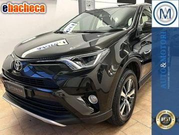 Anteprima Toyota rav 4  rav4 2.0…