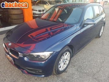 Anteprima Bmw serie 3 touring 318d…