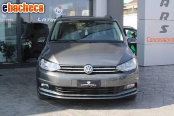 Anteprima Volkswagen Touran 1.6…