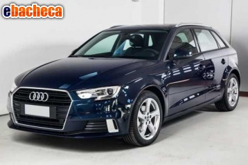 Anteprima Audi a3 sb 1.6 tdi…