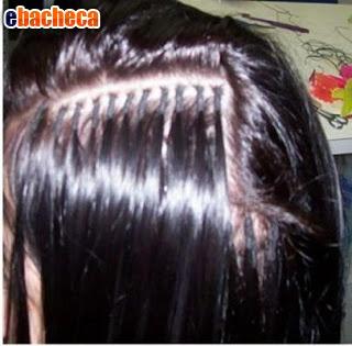 Anteprima Extension per i capelli
