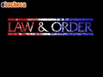 Anteprima Law & Order - i due volti