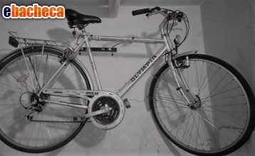 Anteprima Olimpia city bike