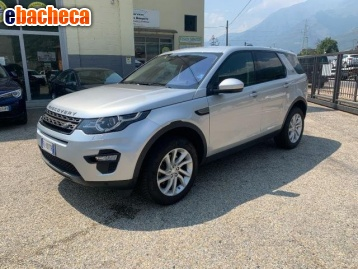 Anteprima Land Rover Discovery…