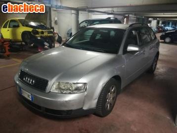 Anteprima Audi a4 1.9 tdi/130 cv…