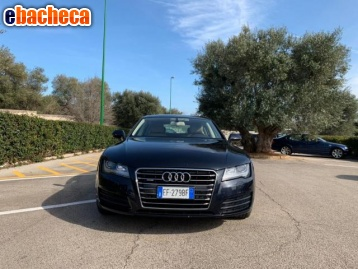 Anteprima Audi a7 sportback 3.0 v6…