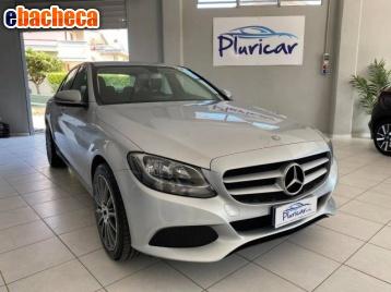 Anteprima Mercedes classe c 180 d…