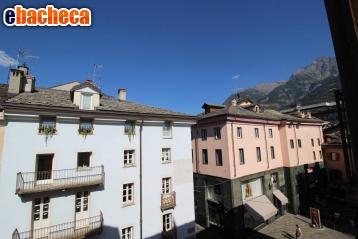 Anteprima App. a Aosta di 90 mq