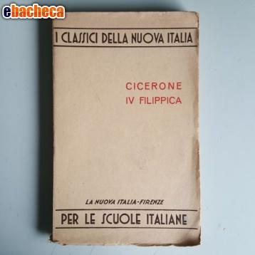 Anteprima iV Filippica - Cicerone