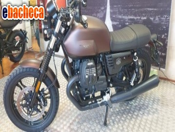 Anteprima Moto guzzi v7 stone -…