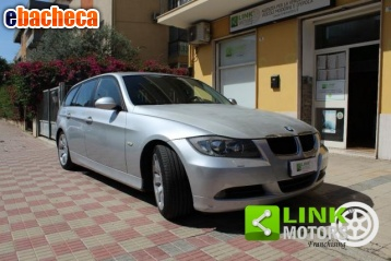 Anteprima Bmw serie 3 touring 320d…