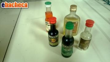 Anteprima Bottiglie liquore mignon