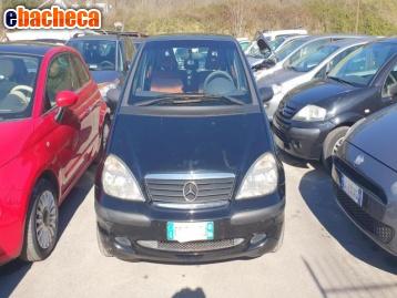 Anteprima Mercedes classe a 170…