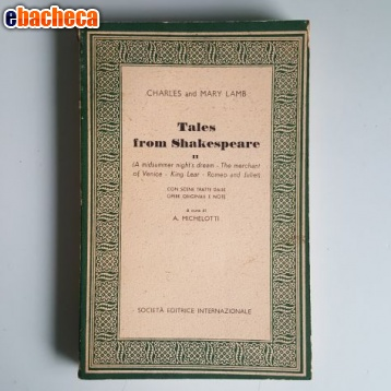 Anteprima Tales from Shakespeare