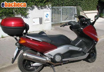 Anteprima Yamaha t-max 500 - km.…