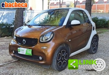 Anteprima Smart Fortwo Fortwo 70…