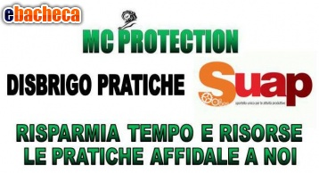 Anteprima Suap - Mc Protection