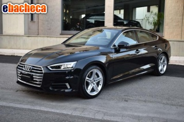 Anteprima Audi a5 sportback a5 spb…
