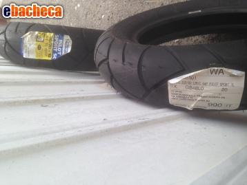 Anteprima Pneumatici moto Michelin