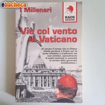 Anteprima Via col Vento in Vaticano