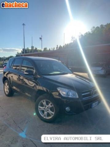 Anteprima Toyota rav4 2.2 150cv…