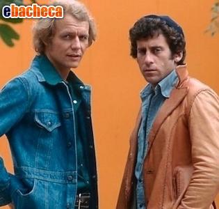 Anteprima Starsky & Hutch serie tv