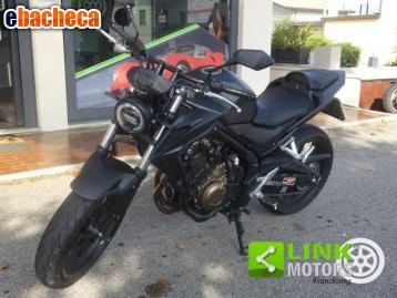 Anteprima Honda - cb 500 f -  abs