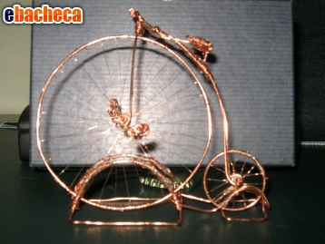 "Anteprima Biciclo ""Penny Farthing"""