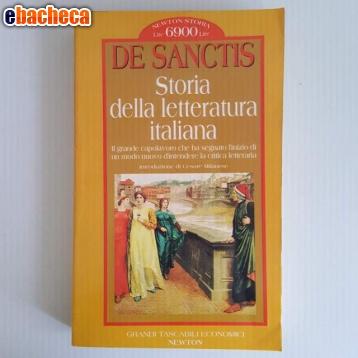 Anteprima Storia della letteratura