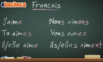 Anteprima Lezioni lingua francese