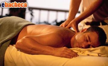 Anteprima Massaggi, italian masseur