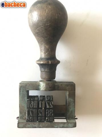 Anteprima Timbro vintage