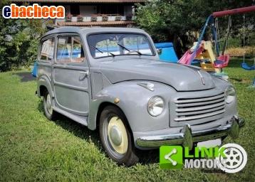 Anteprima Fiat 500 c belvedere asi