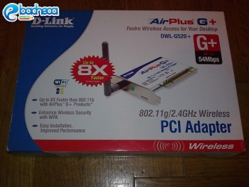 Anteprima D-Link dwl-G520+ wireless