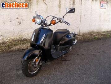 Anteprima Honda shadow 50 - km.…