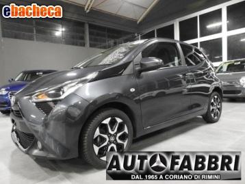 Anteprima Toyota Aygo 1.0…