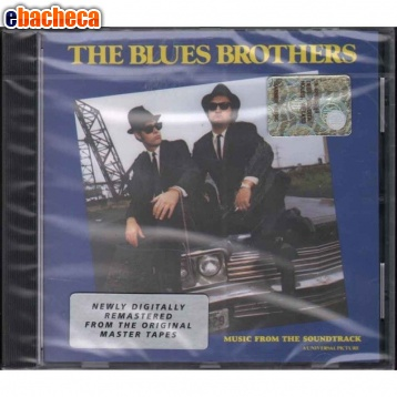 Anteprima Cd the blues brothers