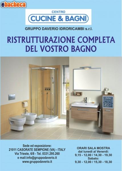 Ristrutturazione Bagni - Varese
