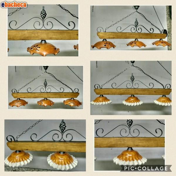 Stunning lampadari per cucina rustica photos home - Lampadari per cucina country ...